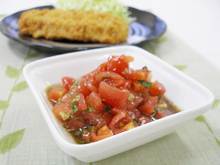 トマトのソース