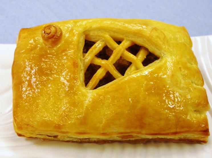 鯉のぼりミートパイ